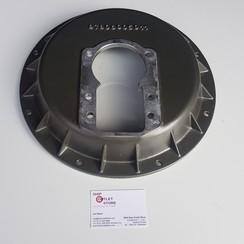 Carcasa del volante motor de vela ZF SD10 Yanmar