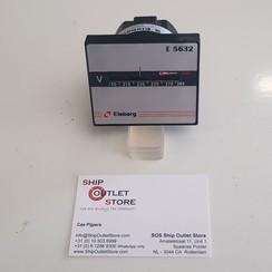 Digitales Schalttafel-Voltmeter 190 - 280 V Eleberg E-5632