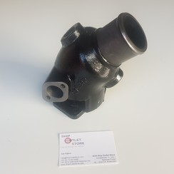Exhaust elbow Volvo Penta 21424345