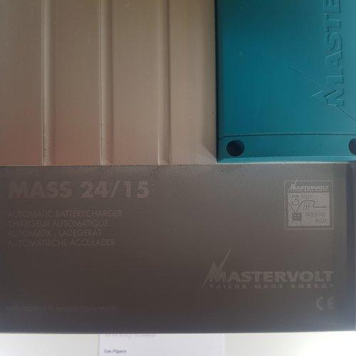 Mastervolt Acculader Mastervolt Mass 24V - 15A