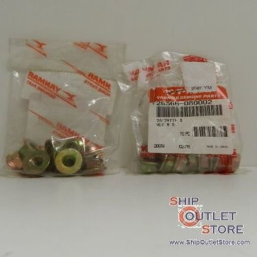 Yanmar Nut 4 pieces M8 Yanmar 26306-08002