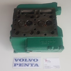 Cylinder head with valves Volvo Penta 860079