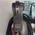 Teleflex Morse  Handheld control kit enkele  motorbesturing NM0907-00 NHK MEC Morse Teleflex
