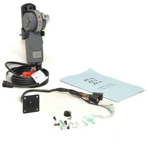 Teleflex Morse Handheld remote control kit for single engine system NM0907-00 NHK MEC Morse Teleflex