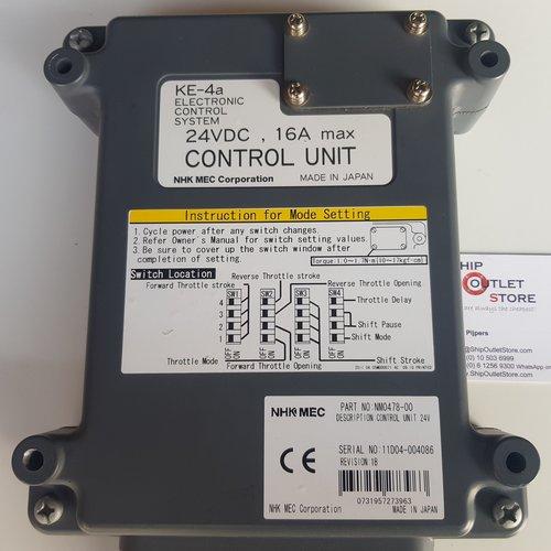 Teleflex Morse Controller unit 24V KE-4A Morse Teleflex NHK MEC
