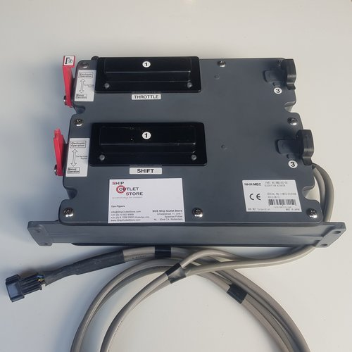 Teleflex Morse Motorbesturing actuator KE-4A NM0165-00 Morse Teleflex NHK-MEC