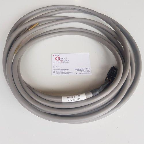 Teleflex Morse Juego de cables de conmutación NM0640-05 Morse Telestar NHK MEC