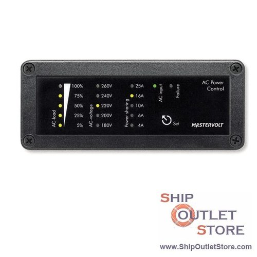 Mastervolt Remote panel power control ACP Mastervolt 70405010