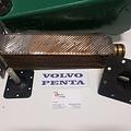 Volvo Penta Intercambiador de calor con termostato MD 32 Volvo Penta 1-817758