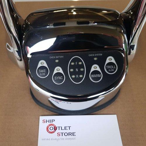 MBW Doble palanca electrónica de control del motor CH100DE-50 MGW TECH