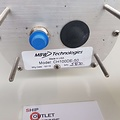 MBW Dubbele elektronische motor control hendel  CH100DE-50 MGW TECH
