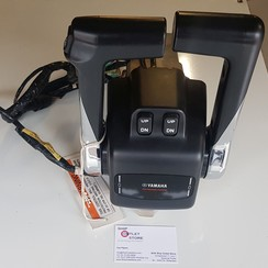 Dual top mount binnacle remote control box Yamaha 704-48207-P1-00