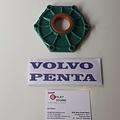 Volvo Penta Crankshaft oil pump cover for series 2000 Volvo Penta 840498