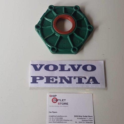 Volvo Penta Tapa de la bomba de aceite del cigüeñal para la serie 2000 Volvo Penta 840498