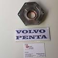 Volvo Penta Krukas oliepomp deksel voor serie 2000 Volvo Penta 840498