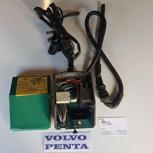 Volvo Penta Caja de relés con mazo de cables Volvo Penta TAMD30