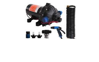 Sanitaire pompen & onderdelen