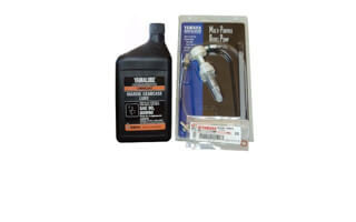 Outboard maintenace & service products