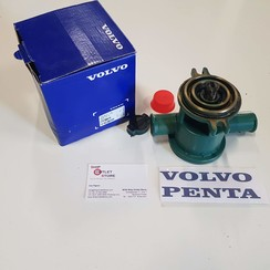 Bomba de agua de mar Volvo Penta 3583115