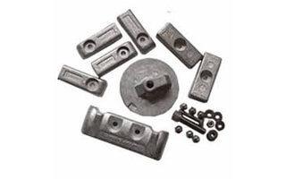 Non-ferro anodes