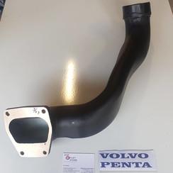 Exhaust pipe Volvo Penta 3885384
