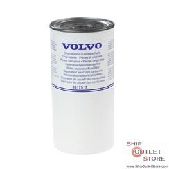 Fuel filter Volvo Penta 3817517