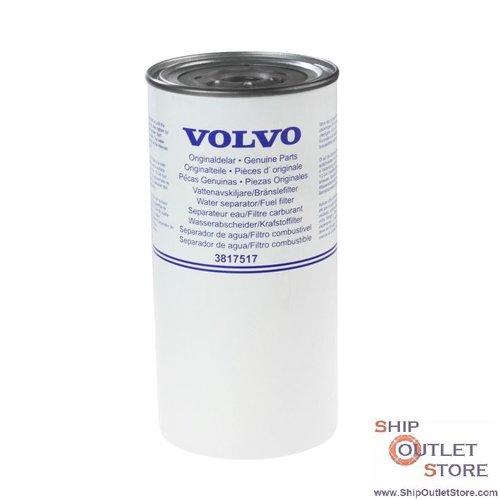 Volvo Penta Filtro de combustible Volvo Penta 3817517
