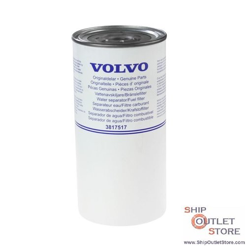 Volvo Penta Fuel filter Volvo Penta 3817517