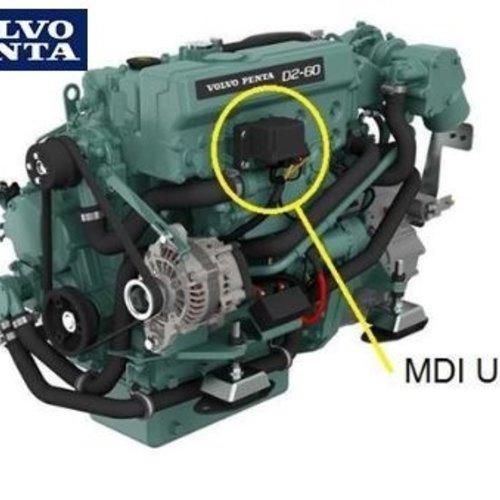 Volvo Penta Unidad electrónica de MDI Volvo Penta 23231607