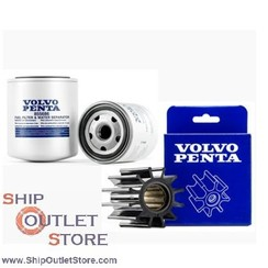 Service kit for Volvo Penta diesel engines