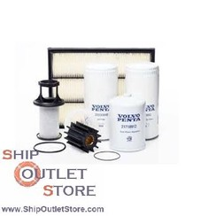 Service kit for  diesel engines D4 - D6 Volvo Penta