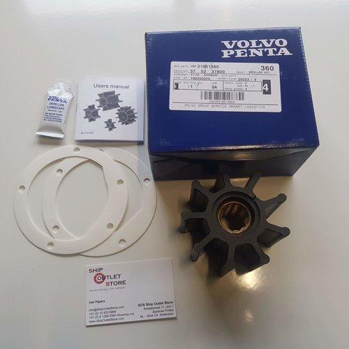 Volvo Penta Impulsor kit Volvo Penta 21951360