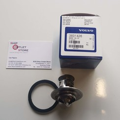 Thermostat kit Volvo Penta 3831426