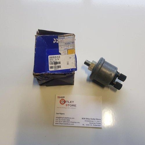 Volvo Penta Sensor de presión de aceite Volvo Penta 866833