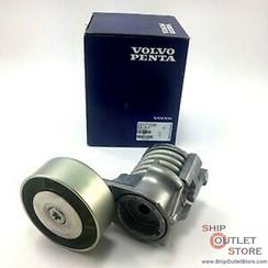 Riemspanner voor de compressor Volvo Penta 22171036