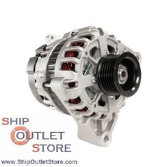 Alternator 12V 75A  Volvo Penta 3884950