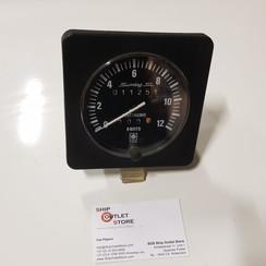 Sumlog SL Knot-snelheidsmeter 0 - 12 met afstandsgeheugen VDO
