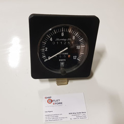 Sumlog SL  Knot-speed meter 0 - 12 with distance memory VDO