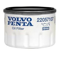 Filtro de aceite para 2000 Serie Volvo Penta 22057107
