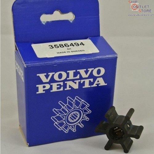 Volvo Penta Impeller kit Volvo Penta 3586494