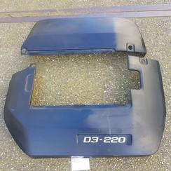 Carcasa del motor Volvo Penta 21231496 - 21231498