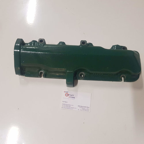 Volvo Penta Connection pipe aftercooler Volvo Penta 866598