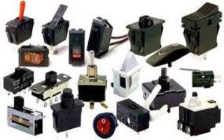 EAO Interruptores & varios