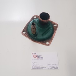 Enddeckel Ölkühler 861600 Volvo Penta 842602
