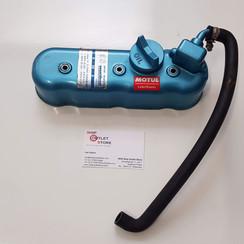 Tapa de válvula con tapón de llenado Nanni Diesel 3.75HE