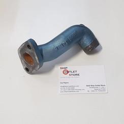 Tubo de agua de refrigeración Nanni Diesel 3.75HE