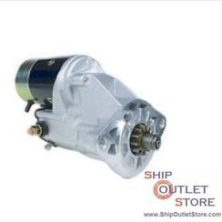 Startmotor Yanmar  124250-77012, 129573-77010, 171008-77010