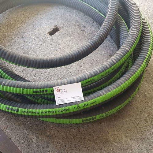 Vetus Vetus Marine rubber koelwaterslang 32 mm