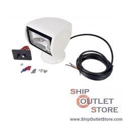 Luz de búsqueda de control remoto y rotación Jabsco 12V  135SL - 600200