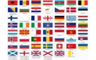 Banderas y asta de bandera